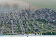 SimCity City Sizes
