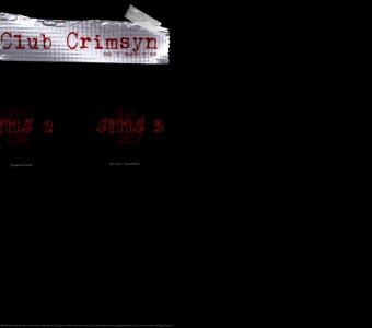 http---archive.sims.shanegowland.com-mirror-Club%20Crimsyn-www.clubcrimsyn.com-index