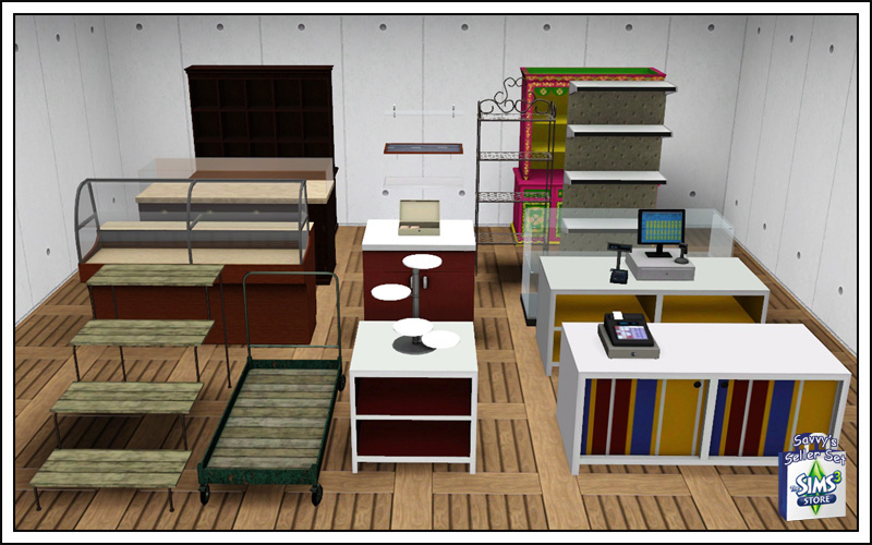 Quot Savvy S Seller Collection Quot By Around The Sims 3 Liquid Sims