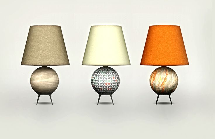 Mid Century Lighting (Pets) - Download