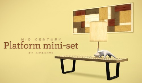 Platform Mini Set - Download