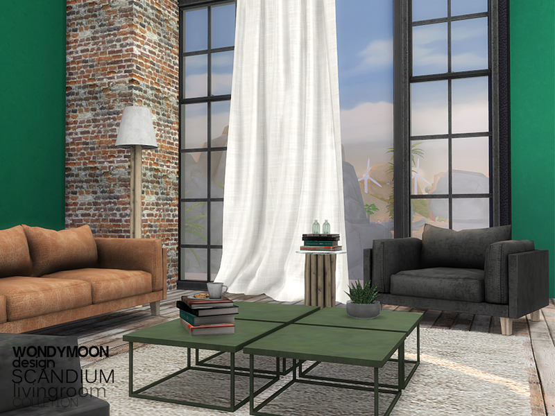 10 Urban Industrial And Loft Themed Furniture Sets For