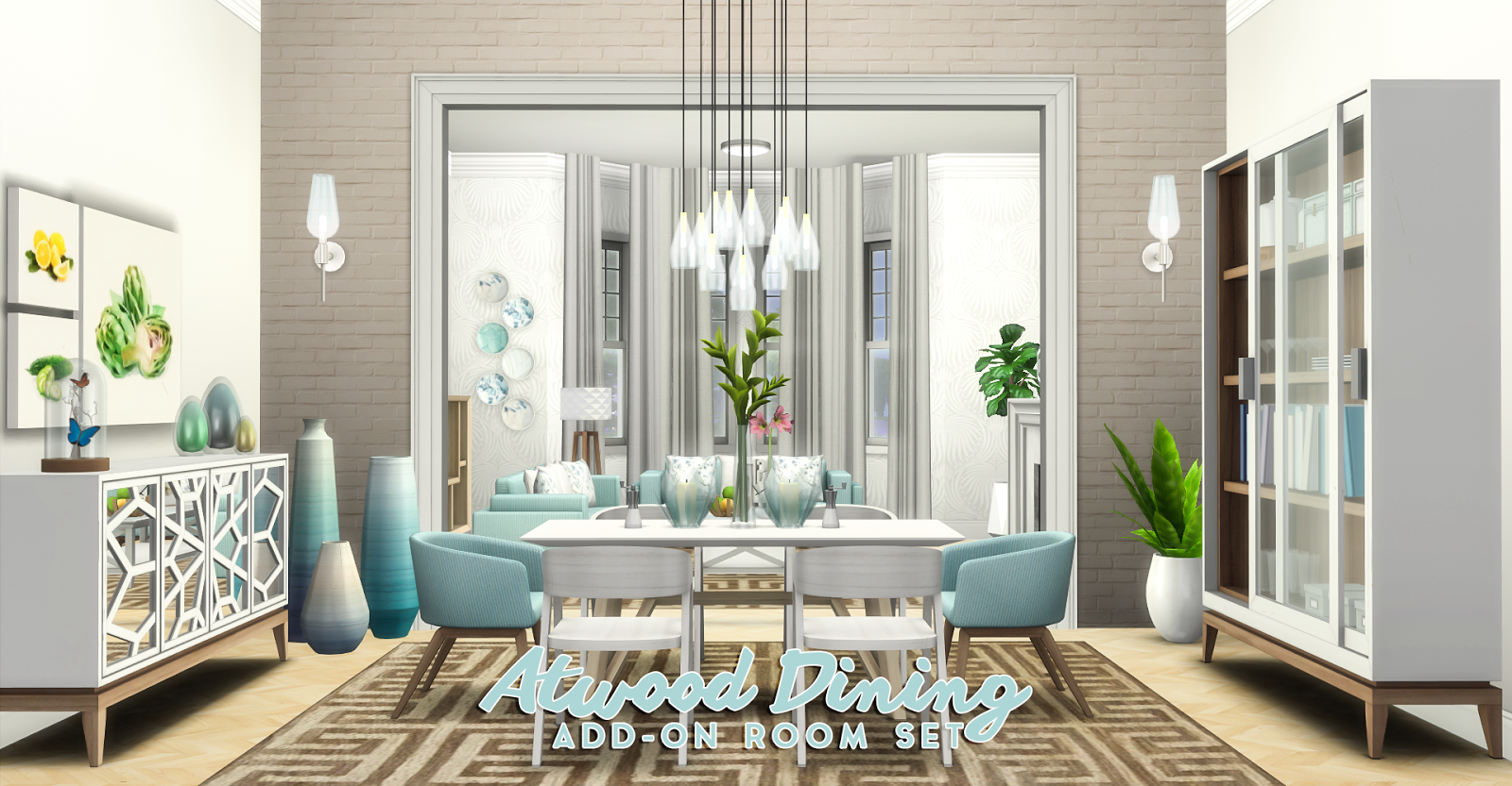Atwood Dining Addons By Peacemaker Ic Liquid Sims