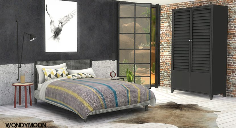 13 Best Bedroom Sets For The Sims 4 Liquid Sims