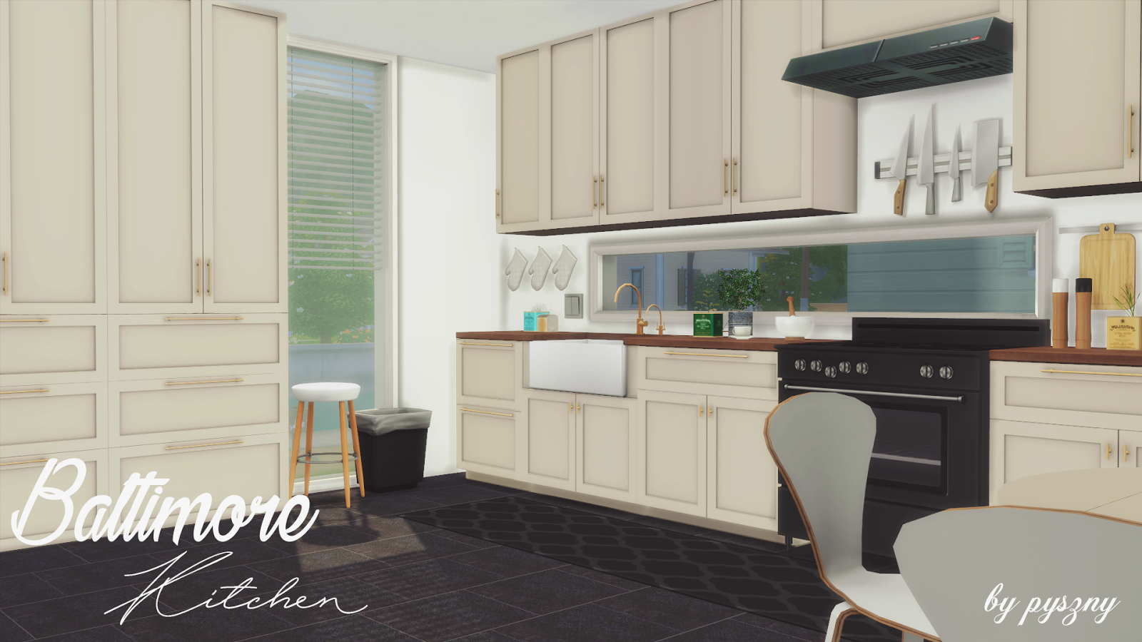 Best Ikea Finds Baltimore Kitchen By Pyszny Liquid Sims
