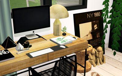 Desk Liquid Sims