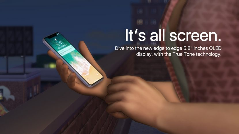 Default Replacement Apple Iphone X By Littledica Liquid Sims